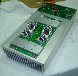700W FM Amp Module Heatsink/Low Pass Filter