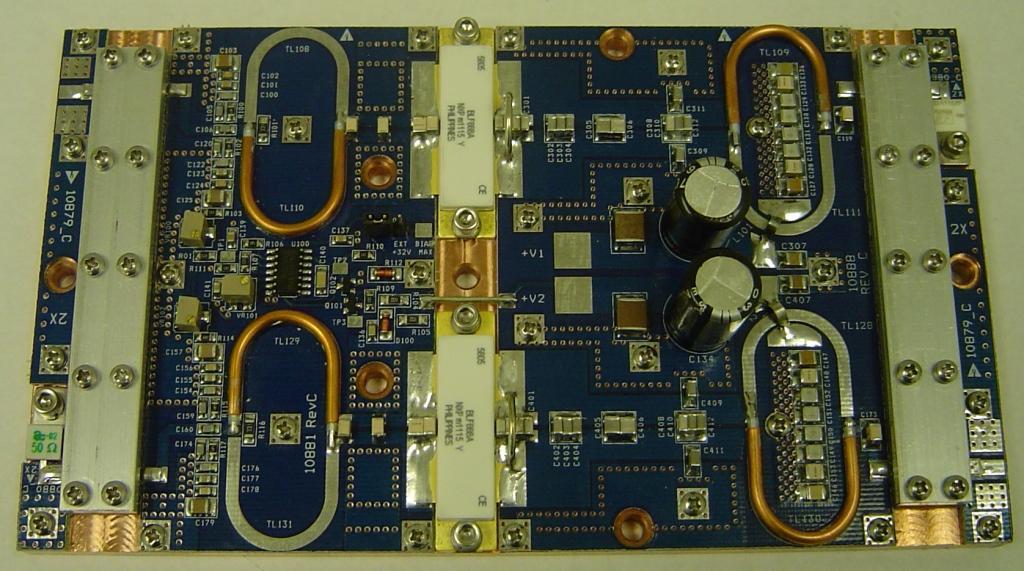 350W Digital TV Pallet Amplifier