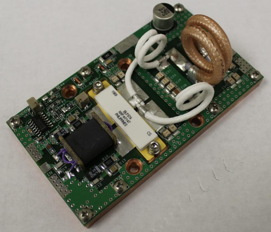 BLF574 600W FM Pallet Amplifier