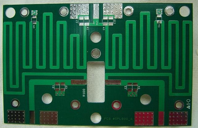 1000W Teflon Splitter/Combiner Set