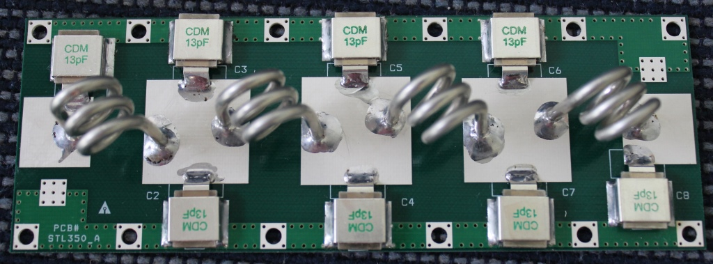140-174MHz 600W CW LPF