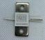 500 watt 100 ohm Flanged Microwave Resistor