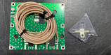 2 way TV BAND I 55-88MHz splitter kit