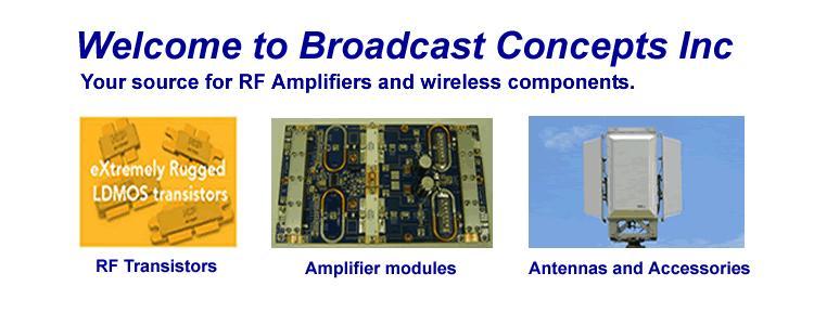 Broadcast Concepts Inc
